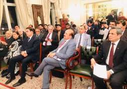 Masood Khan Lauds Dynamic And Proactive Role Of Diaspora Community In Highlighting Kashmir Issue