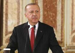 Turkish President will address joint sitting of parliament on 14th