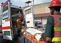 2 die, 12 injured in road mishap in Baluchistan