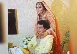 Former Punjabi film actress Anjuman, husband Waseem reject divorce reports