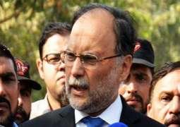 Narowal Sports Complex case: Accountability Court extends judicial remand of Ahsan Iqbal till Feb 28
