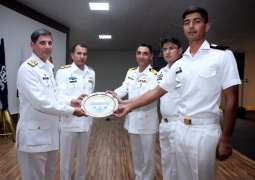 Closing Ceremony Of 3Rd Pakistan Navy International Nautical Competition - 2020 Held At Karachi