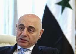Syria Considering Upgrading Air Defenses Over Israel's Strikes - Ambassador