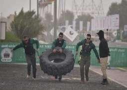 Dubai Police ready for UAE SWAT Challenge 2020