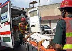 4 members  of a family die in traffic mishap in motorway