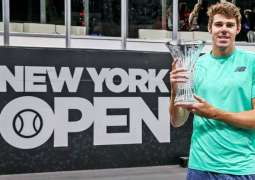 Isner, Past Champs Anderson & Opelka Return To New York