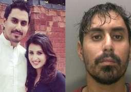 Cricketer Nasir Jamshed's wife expresses grief over sentence to husband