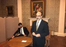 Indian threats aims to divert attention from IOJK happenings: Masood Khan