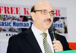 Masood urges UK to play role for settlement of Kashmir dispute