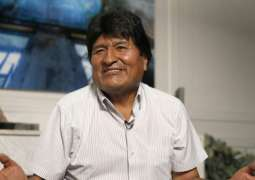 Bolivia's Electoral Tribunal Suspends Ex-President Morales' General Election Candidacy