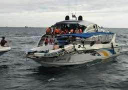 Russian Investigative Committee Starts Probe Into Speedboats Collision Near Phuket