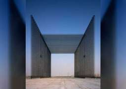 Expo 2020 Dubai's entry portals designed by architect Asif Khan open way to 'World's Greatest Show'