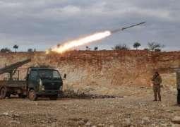 Russian air strikes kill 5 civilians in Syria