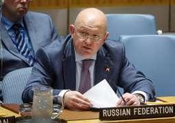 Russia-China UN Security Council Proposal on North Korea at Negotiating Table - Nebenzia