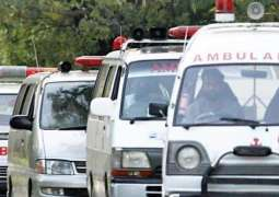 Two killed in an accident in Lahore