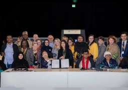 Department of Community signs global compact 'Cities4All' to make cities more accessible for 'People of Determination'