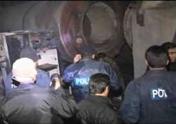 4 labors die, 15 injured due to boiler explosion in textile mill in Faisalabad