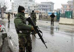 At least five dead in suicide attack on military academy in Kabul