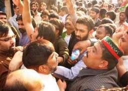 Brother of PTI leader gunned down in Batgram