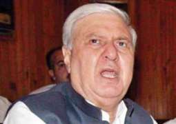 Aftab Ahmad Khan Sherpao demands fresh polls