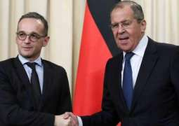 Lavrov, Maas Discuss in Phone Talks Draft UN Resolutions on Libyan Settlement