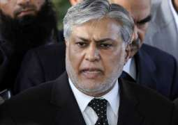Punjab government clarifies its position over Dar's  residence issue