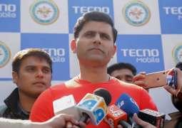 TECNO Cricket SuperStar Challenge hits Lahore ground