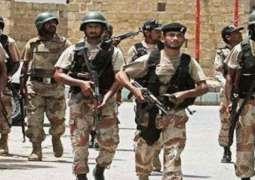 9 accused arrested during raids in different areas of Karachi