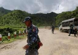 Shelling wounds at least 19 children in Myanmar's Rakhine: authorities