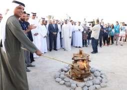 Ruler of Ras Al Khaimah attends 'Happy RAK 3' festival