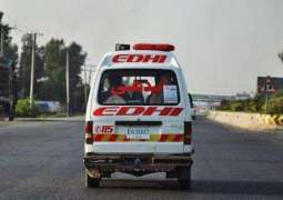 15 people died in bus accident in Jhal Magsi