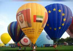 UAE Balloon Team to launch Expo Dubai Balloon Festival