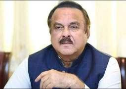 PTI's pioneer member Naeemul Haque passes away