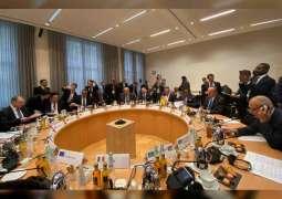 قرقاش أمام لجنة المتابعة الدولية حول ليبيا : حل الأزمة الليبية سياسي
