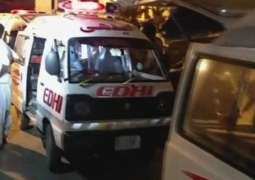 6 killed, more than 100 affected due to leakage of gas in Karachi