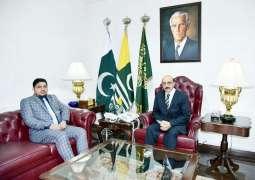 Masood Khan praises role of diaspora community for raising awareness on Kashmir dispute