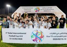Arsenal defeat JEF United in Silver Cup final, Al Wasl edge Al Nasr