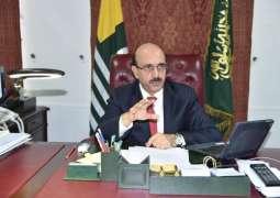 AJK president Masood Khan concludes KL visit on high note