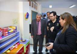 Dubai Cares launches education programmes to empower refugees, youth
