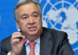 Guterres praises Pakistan's 'resilience, commitment for Afghans' despite minimal international support