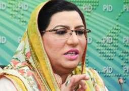 PM fulfills promise of bringing reforms in Civil Service as per PTI manifesto: Firdous Ashiq Awan