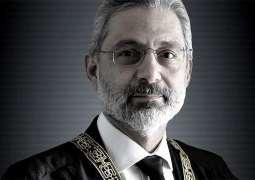 Supreme Court adjourns hearing of Justice Qazi Isa plea against Presidential reference till today