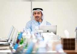 عبدالله بن زايد يترأس اجتماع مجلس التعليم والموارد البشرية