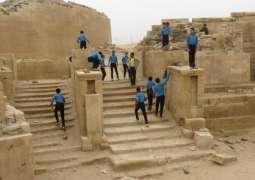 مركز الملك سلمان للإغاثة ينظم رحلة ترفيهية للأطفال المعاد تأهيلهم إلى الأماكن التاريخية في مأرب