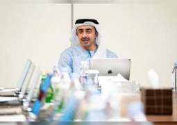 Abdullah bin Zayed chairs Education and Human Resources Council meeting