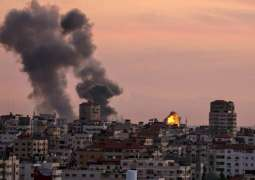 Israeli Defense Forces Target Hamas in Response to Rocket Launch From Gaza - IDF Statement