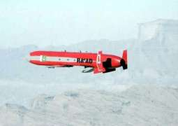 Pakistan successfully launches Ra'ad—II missile
