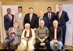 Religious leaders of Hilf al-Fudul convene in Washington