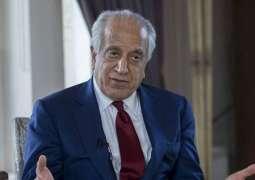 Ambassador Khalilzad's Visit To Pakistan