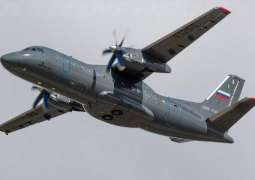 Russia Modernizes An-140 Plane, Adds Aerial Photography Option